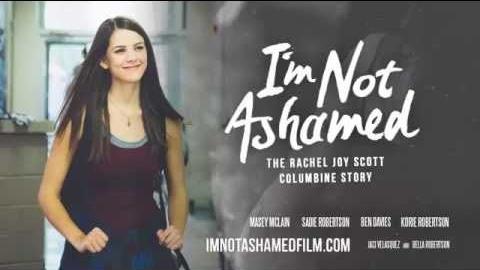 Rachel Joy Scott's Faith and the ColumbineShooting