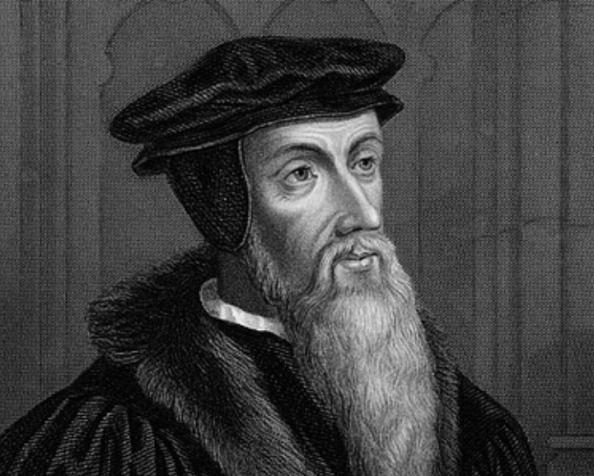 John Calvin onCalvinists